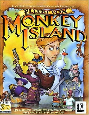 Monkey Island Download Deutsch Kostenlos