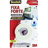 Fita Dupla Face 3M Scotch Fixa Forte Banheiro - 24 Mm X 1 M,