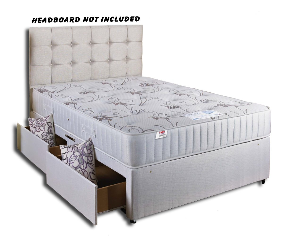 Microfibre Hypoallergenic Moses Basket Mattress Will Fit Mamas /& Papas and Mothercare Moses Baskets 67x30x4cm