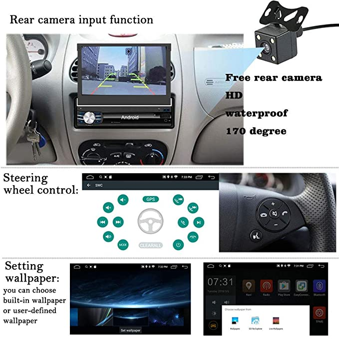 Amazon.com: Productos para Carro Radio Carros Audio Autos ...