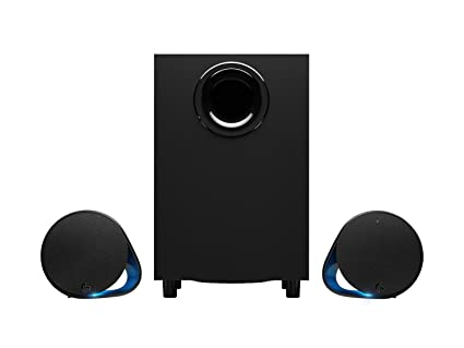 f96a1653383 Image Unavailable. Image not available for. Color: Logitech G560 LIGHTSYNC  PC Gaming Speakers ...