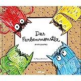 Das Farbenmonster: Ein Pop-up-Bilderbuch