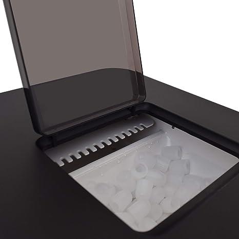 Syntrox Germany Ic 150w Led Helsinki Ice Cube Tray Crushed Ice Maker Iron Küche Haushalt
