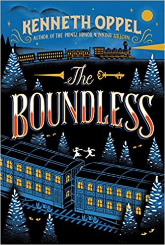 Image result for the boundless by kenneth oppel