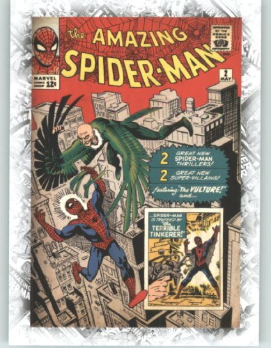 Marvel Beginnings Breakthrough Cover Issues #B18 Amazing Spider-Man #2 (Non-Sport Comic Trading Cards)(Upper Deck - 2011 Series 1) from Marvel
