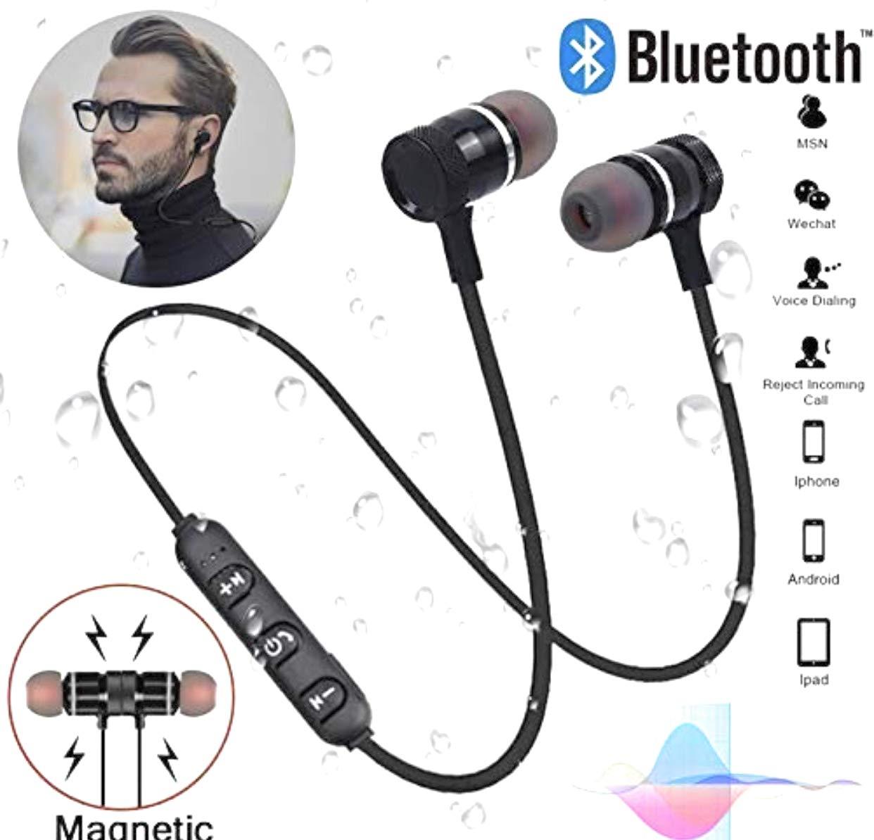 Syska Compatible Bluetooth Headphone Wireless Earphone with Mic Model H15 (B07KXR33Y8) Amazon Price History, Amazon Price Tracker
