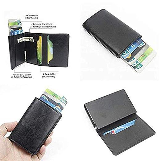 Wallets Anti-theft Tactical Wallet RFID Blocking Wallet Purse Money