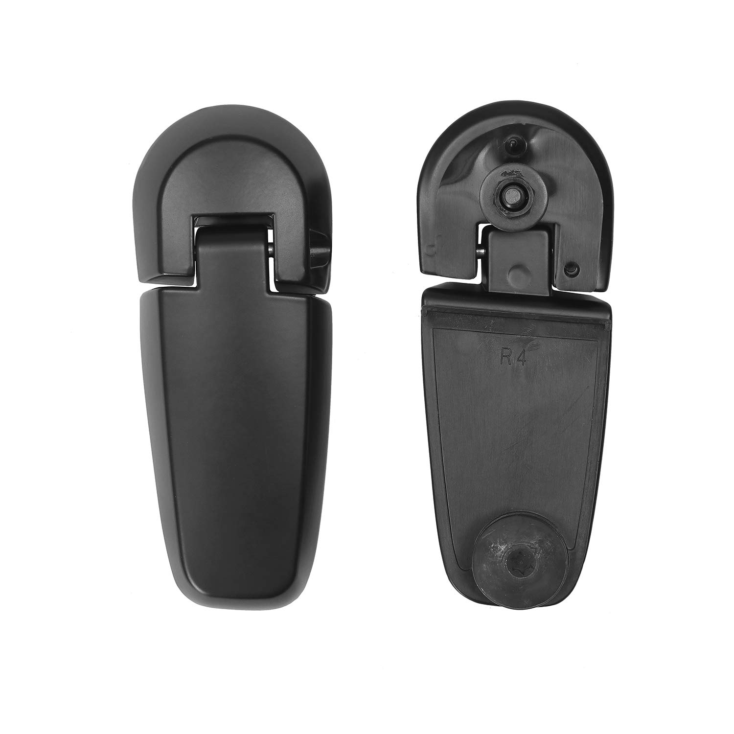 Replaces# 6L2Z-78420A68-A 6L2Z-78420A69-AA Mercury Mountaineer Rear Window Hinge Set Liftgate Glass Hinge Right /& Left for 2006-2010 Ford Explorer