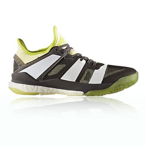 adidas Stabil X W, Zapatillas de Balonmano para Mujer, (Neguti/Ftwbla/Amahie), 38 2/3 EU: Amazon.es: Zapatos y complementos