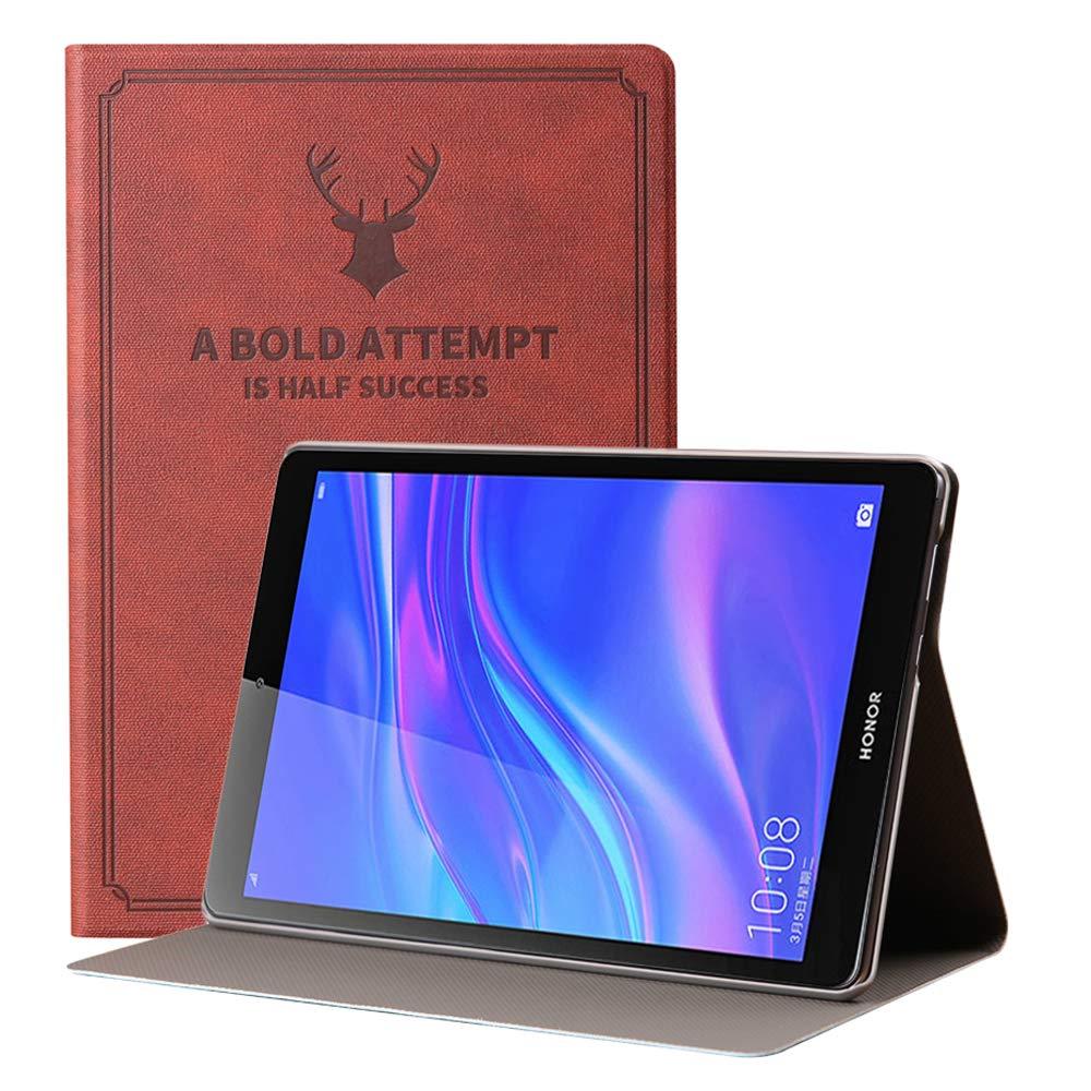 2018セール RLTech Huawei MediaPad Mediapad T5 8ケース Mediapad プレミアムPUレザービジネスフォリオスマートカバー マルチアングルビューカバー Huawei 8.0 MediaPad T5 8.0/ M5 Lite 8.0 2019用 US-Huawei-T58.0-LW-WINERED ワインレッド B07Q58MBKP, ロクセイマチ:a18a5247 --- a0267596.xsph.ru