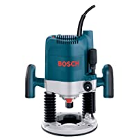 Bosch 1619EVS 15 Amp 3-1/4-Horsepower Variable Speed Plunge Base Router