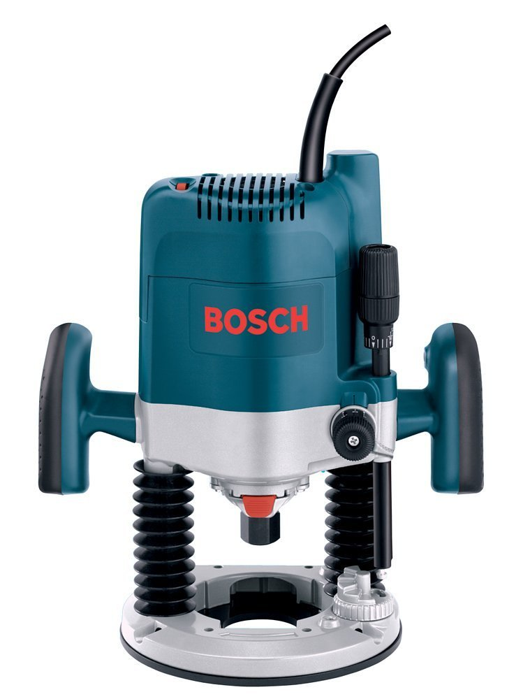 61KCKIj4hFS._SL1000_ bosch 1619evs 15 amp 3 1 4 horsepower variable speed plunge base Porter Cable 6902 Router at webbmarketing.co