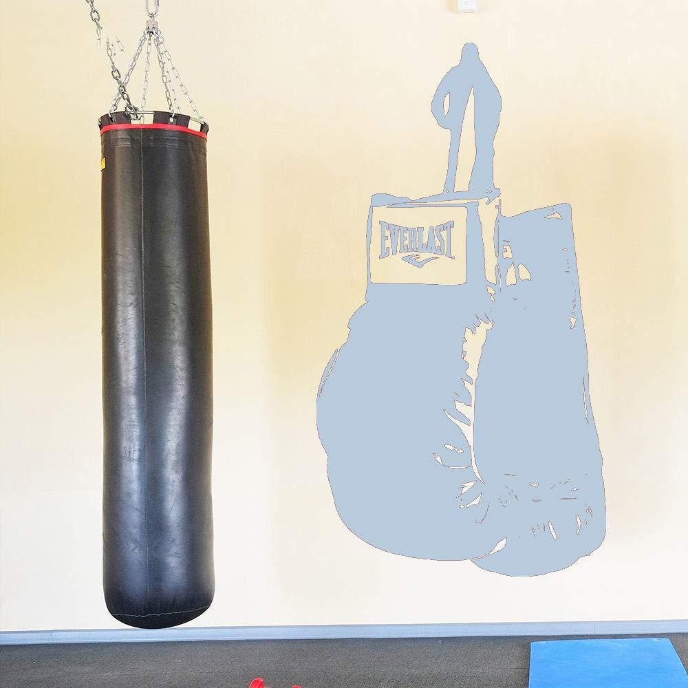 guijiumai Tatuajes de Pared Arte Guantes de Boxeo Fitness Boxing ...