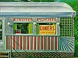 Diners, John Baeder, 0810926113