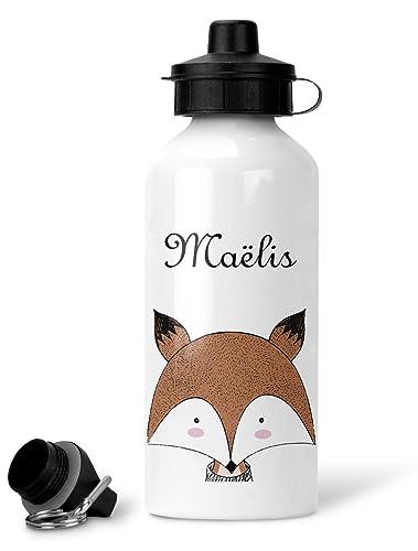 Mignon Cheval Poney personnalisé enfants boissons Sports Children/'s bouteille d/'eau