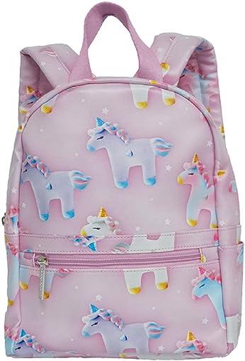 iscream Unicorns and Stars Mini Classic Style 10 x 8 Backpack for Fun and Travel