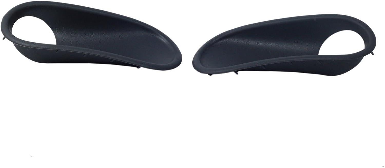 Derecha + Izquierda para Ford Transit Transit 2006-2009 HLY/_Autoparts Parachoques Delantero con LUZ ANTINIEBLA Conjunto DE Rejilla