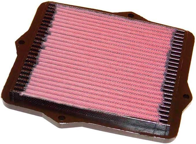 K N 33 2048 Motorluftfilter Hochleistung Prämie Abwaschbar Ersatzfilter Erhöhte Leistung 1991 1999 Grand Cherokee I Auto
