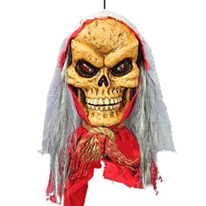 Amazon com: Hakazhi Inc Party DIY Decorations - 1 Piece Horror Voice