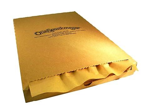 Amazon.com: Otis spunkmeyer del paquete de 500 Pergamino ...