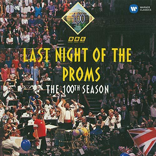 5 Pomp And Circumstance Marches : No.1 in D major [Land of Hope and Glory] (Last Night Of The Proms Pomp And Circumstance)