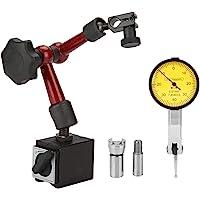 Flexibele, sterke magnetische meterbasishouderstandaard met installatie-accessoires en hendel Meetklok Meetschaal…