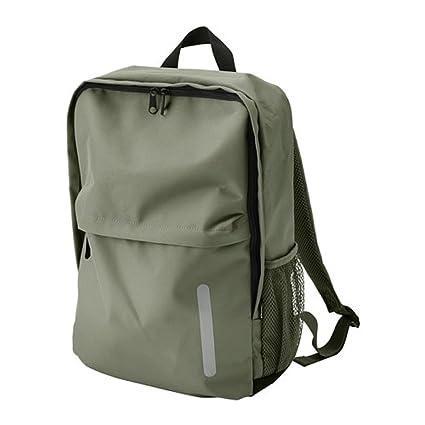 Ikea Starttid 804.055.01 - Mochila S, Color Verde