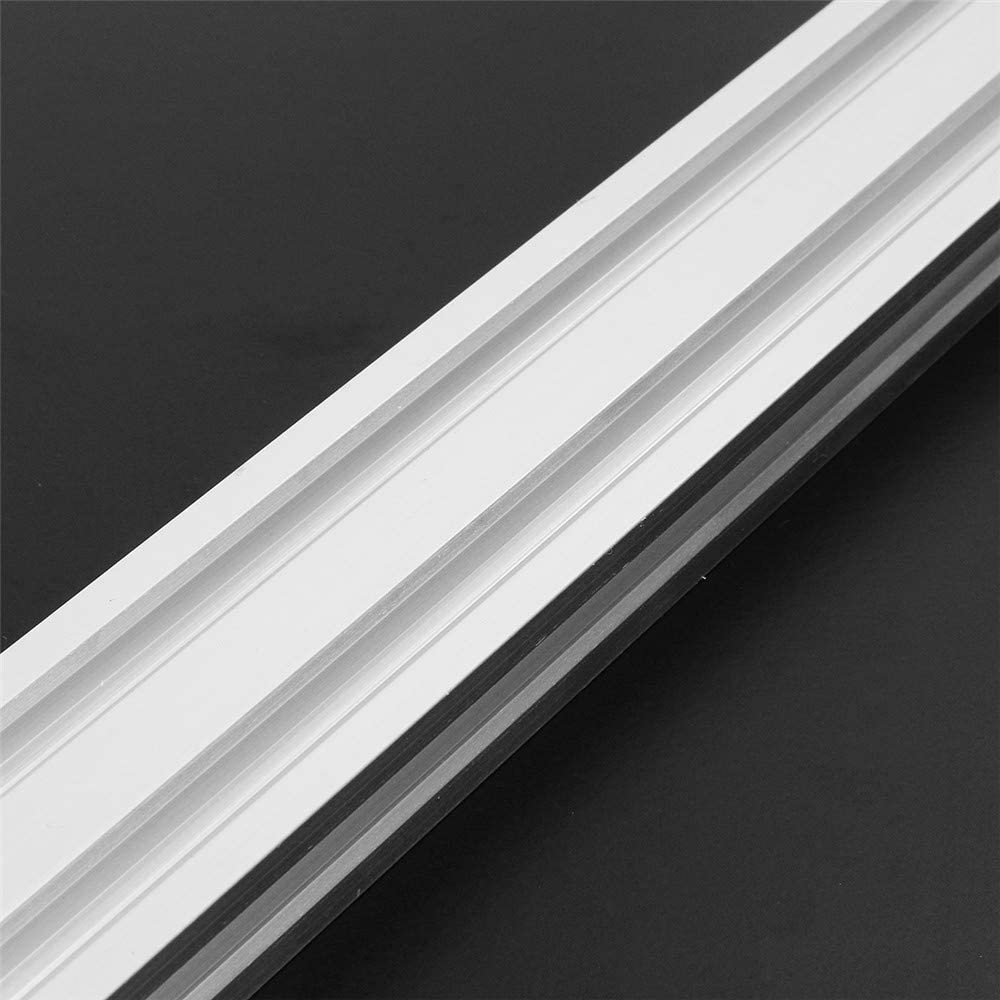 ChaRLes Machifit 100-1200Mm Plata 2040 V-Slot Aluminio Perfil De Extrusi/ón Marco Para Cnc Herramienta Diy 250Mm