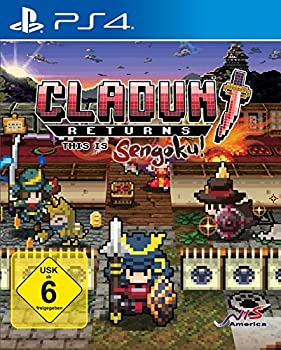 Cladun Returns: This is Sengoku! [PS4]