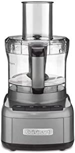 Cuisinart FP-8GMP1 Elemental 8-Cup Food Processor, Gunmetal