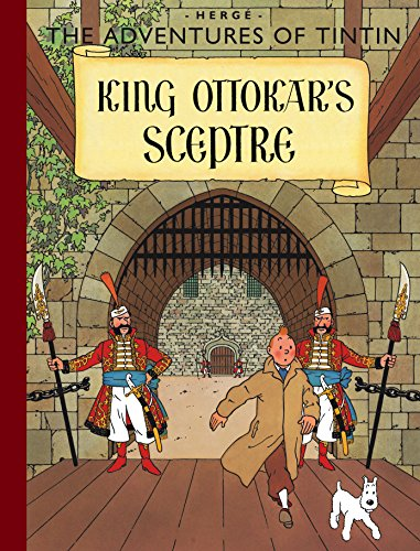 Book cover for King Ottokar's Sceptre