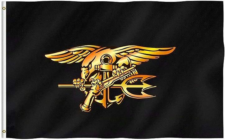 US NAVY USN SEAL TEAM 3 YELLOW EDGE NEW