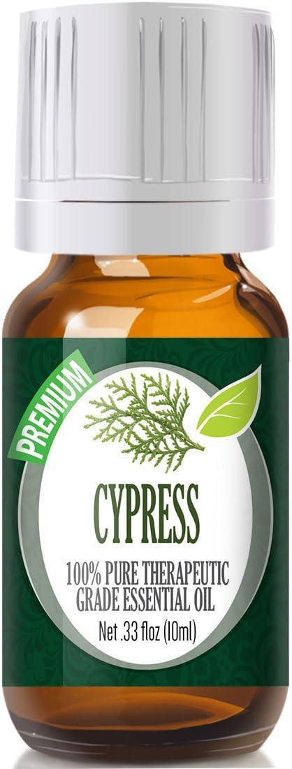 Cypress Essential Oil - 100% Pure Therapeutic Grade Cypress Oil - 10ml
