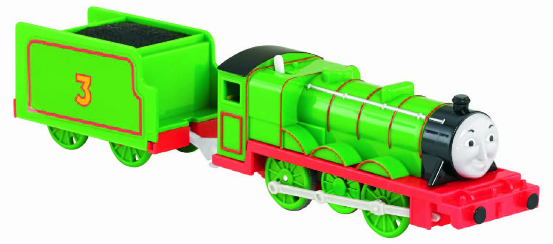 Fisher price thomas the train trackmaster henry ebay for Thomas friends trackmaster motorized railway