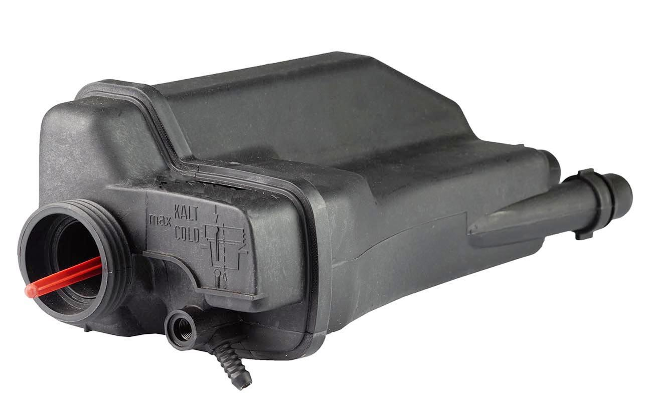 Topaz 17111436381 Radiator Coolant Recovery Tank