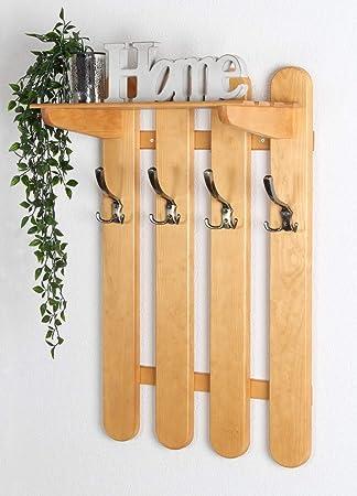Baby Kleidung Organizer Style 2 von Neugeborenen bis 24 Monate uwows Premium Holz Baby Garderobe Trennw/ände 7er-Set Baby Closet Organizer Kinderzimmer Dekor