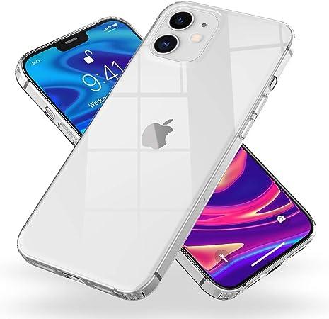 Kaliroo Klare Handyhülle Kompatibel Mit Iphone 12 Mini Elektronik