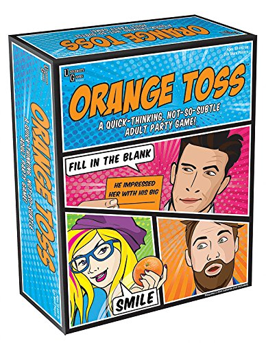 Orange Toss by University Games