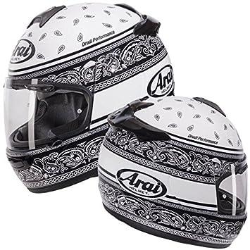 023c8a04 2016 ARAI Chaser-V Ribbon Black/White Motorcycle Helmet: Amazon.co.uk: Car  & Motorbike