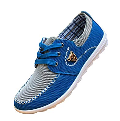 vente chaude en ligne b632d a00c0 tazimall New Casual Sneakers for Men Comfortable Mens Shoes