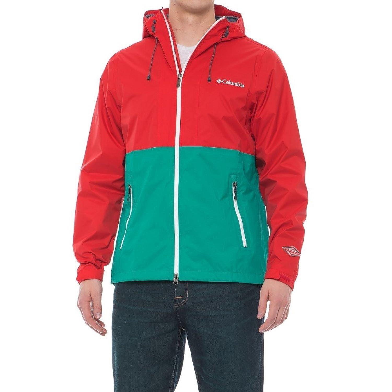 (コロンビア) Columbia Sportswear メンズ アウター レインコート Big Sandy Creek Omni-Tech Jacket - Waterproof [並行輸入品] B079JQHDTD S