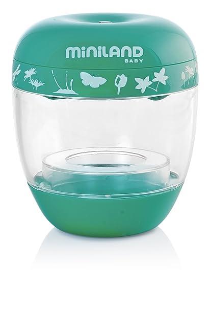 Miniland 5005089163 - Esterilizador ultravioleta y de ozono portátil para chupetes y tetinas