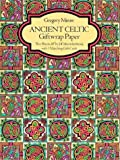 Ancient Celtic Giftwrap Paper, Gregory Mirow, 0486287106