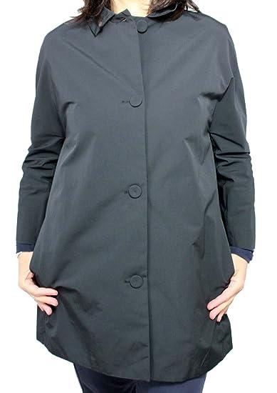 premium selection 0f200 98ec0 Aspesi Jacket Women's Blue Model Ross on The Outside 53 ...