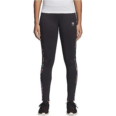 Leggings adidas – Tights noir/multicolore taille: 40 M (Medium)