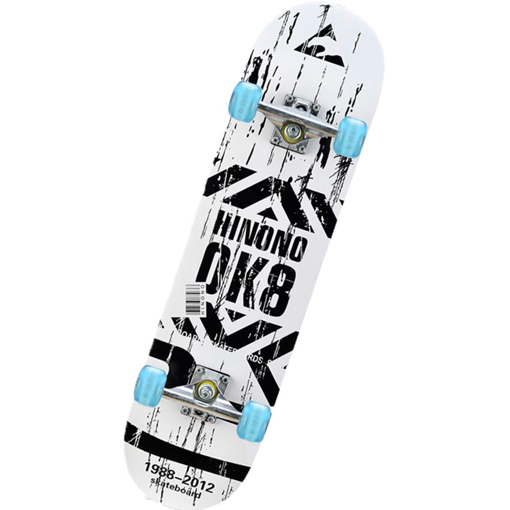 超爆安  スケートボードファッション明るい落書きフラッシュプーリーメイプルエメリー四輪プロスクーター31インチ G B07H94QRLM G G B07H94QRLM G, FASHIONMARKET:84314316 --- a0267596.xsph.ru
