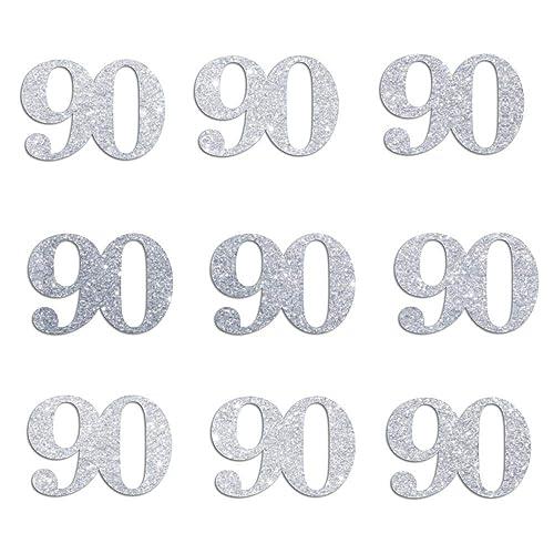 Amazon Silver Glitter 90 Confetti