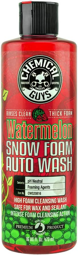 Chemical Guys Watermelon Snow Foam Cleanser