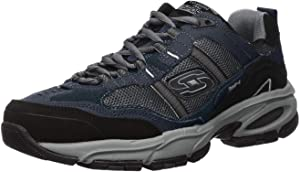 Skechers Men's Vigor Sport 2.0 Trait Memory Foam Sneaker Shoes