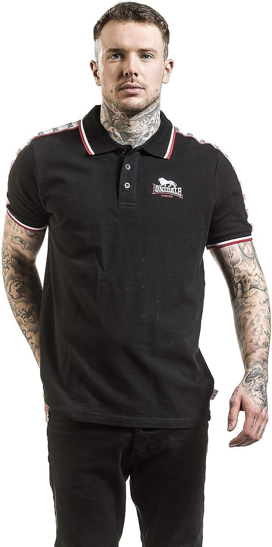 Lonsdale Hunstanton Camisa Polo para Hombre: Amazon.es: Ropa y ...